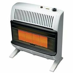 Heatstar 30,000 Btu Infrared Vent Free Natural Gas Space Heater