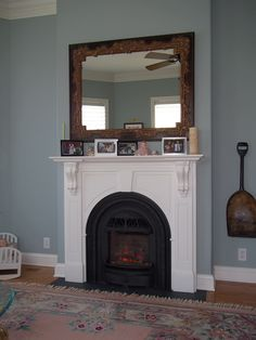Eco Efficiency Fireplaces | Valor Portrait Windsor Arch | Custom ...