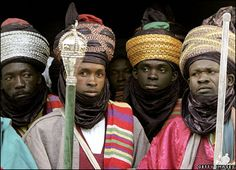 Some Nigerian Ethnic Groups And Their Dressing Styles (pictures) - Culture - Nigeria