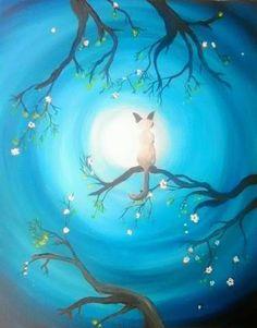 "Saatchi Art Artist krista may; Painting, ""Magical Day"" #art"