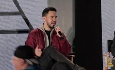 ▶ On March 4, Grammy-winning rock band Linkin Park and rock trio Thirty Seconds To Mars announced they will co-headline a North American tour this summer with special guests AFI. Ahead of their 25-date Carnivores tour, Linkin Park's Mike Shinoda and Chester Bennington, along with Thirty Seconds To Mars' frontman/ actor Jared Leto, discussed the reason they decided to join forces, how they came up with the tour's name and Leto's recent Oscar win, among other topics.