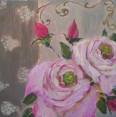 Artist Susan Brown...so pretty.