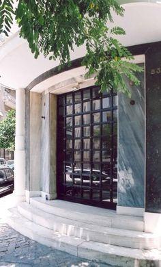 Lanara apartment building, 1930's