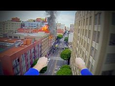 ▶ Superman With a GoPro - YouTube