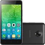 Smartphone Lenovo Vibe C2 Dual Chip Android 6.0 Tela 5 ´ 16GB 4G Câmera 8MP - Preto