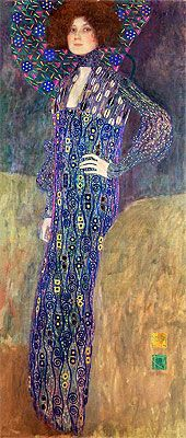 Gustav Klimt Paintings are art nouveau examples of high draughtsmanship and color study. Gustav Klimt, Art Klimt, Art Nouveau, Inspiration Art, Raoul Dufy, Hand Painting Art, Art Plastique, Famous Artists, Art Reproductions