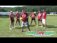 Human Pinball is a fun circle game played at camp - perfect for anyone that works with kids. Find the written description of this activity and more like it, as well as more than 1,000 camp related games, skits, songs, and other activities at UltimateCampResource.com.