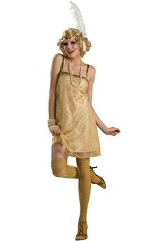 Gatsby Girl Costume - Retro Costumes at Escapade™ UK - Escapade Fancy Dress on Twitter: @Escapade_UK