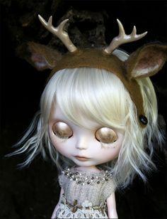Custom Blythe Dolls Margot Jenner