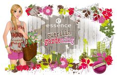 ESSENCE Guerilla Gardening Trend Edition Preview http://www.magi-mania.de/collection/essence-guerilla-gardening/