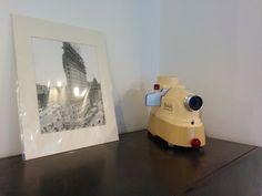 A Brochant, comme à Lamarck, on aime le style #retro #vintage et #NYC aussi ! #NB #littleimmo