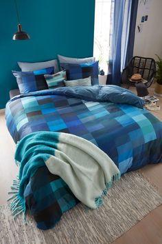 Beddinghouse Tangle Lakes Blue - Inspiratie Blauwe Slaapkamer