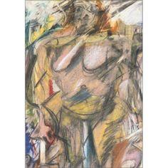 Willem de Kooning: Tracing the Figure