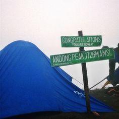 andong peak