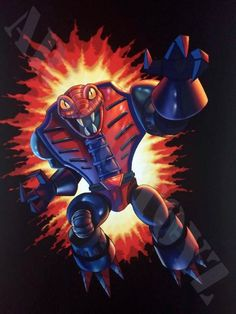 ToyzMag.com » Crowdfunding : Cobra Sentinel et Amazing Heroes