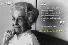 Rita Levi #Montalcini