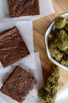 paleo pot brownies
