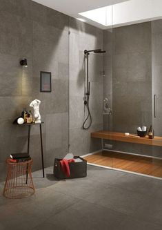 #bathroom #shower | tuesday trending: hot and steamy shower systems | @meccinteriors | design bites
