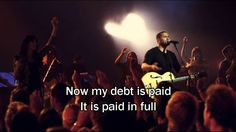 Man Of Sorrows - Hillsong Live (New 2013 Album Glorious Ruins) Worship S...