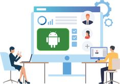 You can Hire Expert Android App Developer or Hire Android App Developer from AIS. We have a knack of doing fast work in WordPress which is quality coded and stable. Organizational Goals, Company Goals, Android Developer, Software Development, Android Apps, Mobile App, Engineering, Coding, Marketing