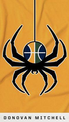 """Utah Jazz Rookie - Donovan """"Spider"""" Mitchell"""