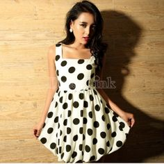 $11.10 Dots Princess Dress