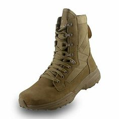 Garmont NFS Tactical Boot – Coyote, W US - Real Time - Diet, Exercise, Fitness, Finance You for Healthy articles ideas Military Tactical Boots, Tactical Gear, Duty Gear, G 1, Hunting Gear, Cool Boots, Men S Shoes, Suede Leather, Sneakers Fashion