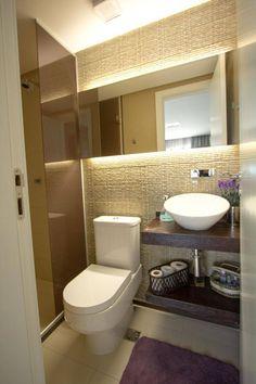 banheiros pequenos daniela wechoreki
