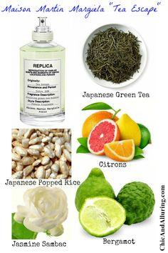 Green Tea Perfume Review