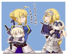 Safebooru is a anime and manga picture search engine, images are being updated hourly. Manga Anime, All Anime, Anime Art, Character Art, Character Design, Jeanne Alter, Arturia Pendragon, Wallpaper Animes, Fate Stay Night Anime