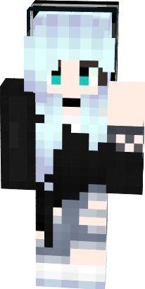 Minecraft Skins Girl Wolf, Minecraft Skins Tomboy, Minecraft Anime Girls, Minecraft Skins Female, Minecraft Skins Cool, Minecraft Skins Aesthetic, Minecraft Funny, Minecraft Videos, Minecraft Games