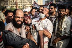 Witness to a Massacre: Photographs from Rabaa   LightBox   TIME.com