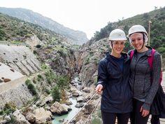 Hiking in Spain: El Caminito del Rey   life of brit