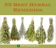 Learn the 55 best herbal remedies and treatments. Research has finally caught up we now have proof that herbs are viable treatments for many ailments.