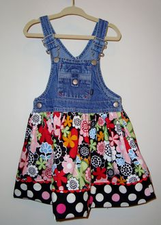 Toddler Overall Jumper Size 12 to 18 by SarahsTotesnTreasure, $17.99
