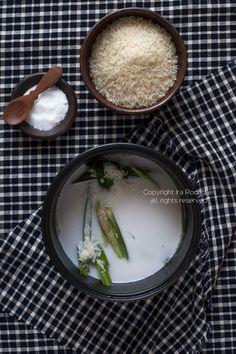 Coconut Jasmine Rice | Ira Rodriguez