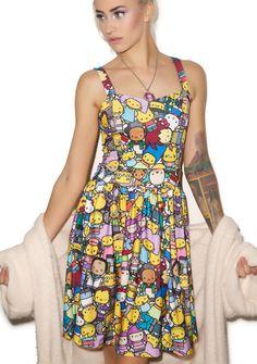 6fd7c35c6 Japan L.A. The Village Party Dress | Dolls Kill Festival De Moda, Hello  Kitty,