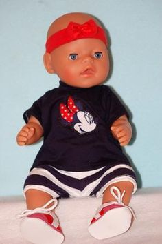 undefined Baby Born Clothes, Doll Clothes, Onesies, Dolls, Kids, Fashion, Baby Dolls, New Born Clothes, Young Children