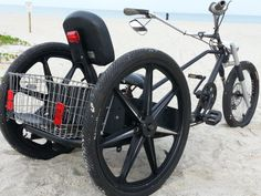 Custom Electric Trike