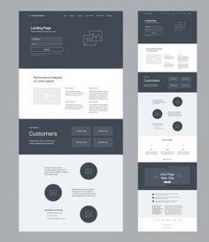 Web Design Examples, Modern Web Design, Graphisches Design, Web Design Tips, Design Websites, Page Layout Design, Website Design Layout, Web Layout, Webpage Layout
