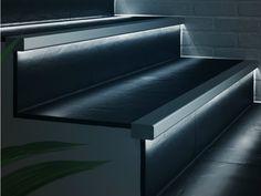 Profilo paragradino in alluminio con LED PROLIGHT PROTECT LED 126/L/F Collezione…
