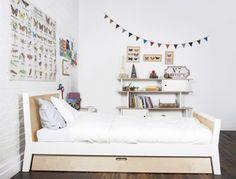 18 inspirations pour décorer une chambre de garçon