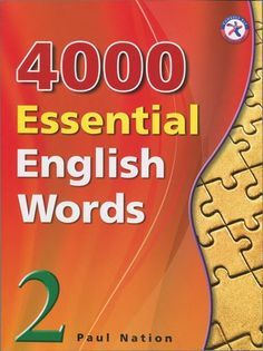 4000 essential english words 2 4000 Essential English Words is a six-book series that is designed to focus on practical high-frequency words to enhance the vocabulary of learners from high beginning to advance levels. The series presents a variety of words that cover a large percentage of the words that can be found in many spoken or written texts. Thus, after mastering these target words, learners will be able to fully understand vocabulary items when they encounter them in written and…