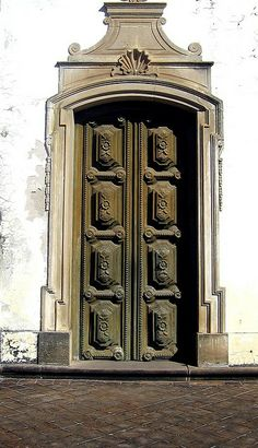 Dreamy Doors....