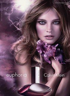 Euphoria Calvin Clein c Натальей Водяновой