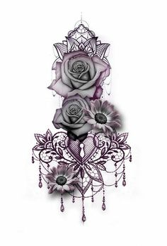Gothic Rose Mandala Chandelier Back Tattoo ideas for Women - Traditional Vintage.Gothic Rose Mandala Chandelier Back Tattoo ideas for Women - Traditional Vintage Cool Unique Geometric Black Floral Flower Sunflower for Spine - rosas góticas ide Diy Tattoo, Custom Tattoo, Tattoo Ribs, Knot Tattoo, Tattoo Spine, Back Tattoos Spine, Woman Back Tattoos, Text Tattoo Arm, Rib Cage Tattoos