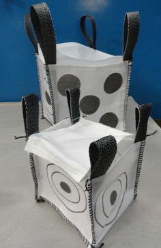 Aiming to Target a specific market ? We can make a bag to hit the spot ! #woven #polypropylene #ukmfg #MadeInBritain