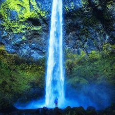 Amazing shot of Oregon's Columbia River Gorge taken by Adventure.com fan Michael Matti.