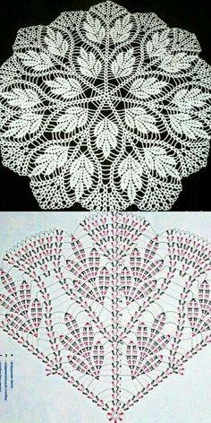 Crochet Lace Scarf, Free Crochet Doily Patterns, Crochet Mat, Crochet Dollies, Filet Crochet, Crochet Gifts, Crochet Flowers, Crochet Stitches, Crochet Dreamcatcher