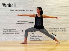 Whether you're a beginner or experienced yogi, your yoga practice could probably use some fine-tuning. Here's a breakdown of common yoga mistakes in 4 yoga poses that many people do wrong and how to fix them (with pictures!).